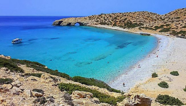 Gavdos bij Kreta